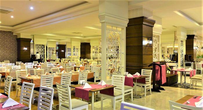 Hotel LINDA RESORT SIDE TURCIA