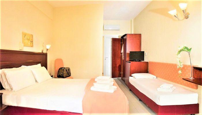 Hotel LOUTRA BEACH HALKIDIKI GRECIA