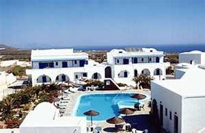 Hotel MAISTROS SANTORINI GRECIA