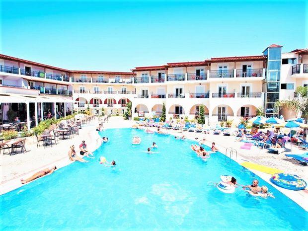 Hotel MAJESTIC SPA ZAKYNTHOS GRECIA