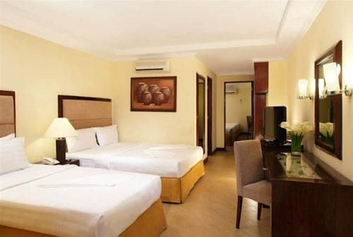 Hotel MANDARIN ISLAND