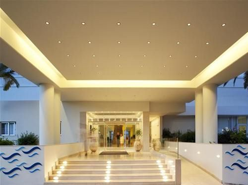 Hotel MAREBLUE LINDOS BAY RHODOS GRECIA