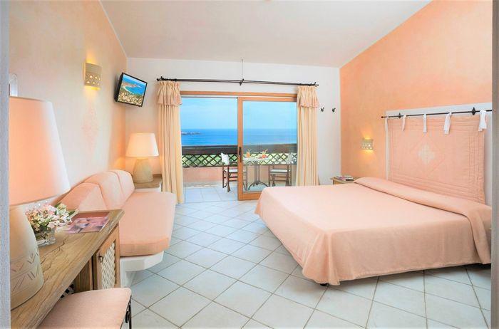 Hotel MARINEDDA THALASSO SARDINIA ITALIA