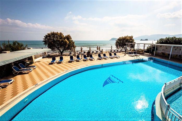 Hotel MEDITERRANEAN BEACH ZAKYNTHOS GRECIA