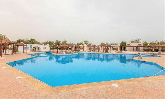 Hotel MENAVILLE SAFAGA HURGHADA EGIPT