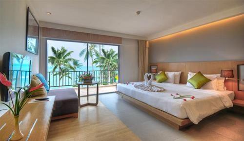 Hotel MERCURE FENIX RESORT SAMUI KOH LANTA THAILANDA