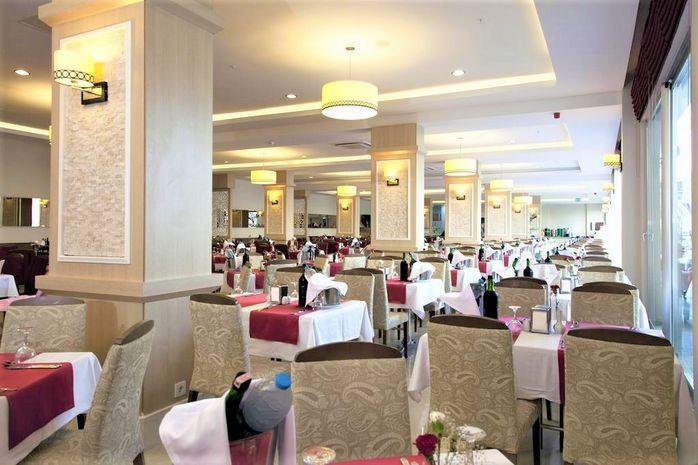 Hotel MERVE SUN SIDE TURCIA
