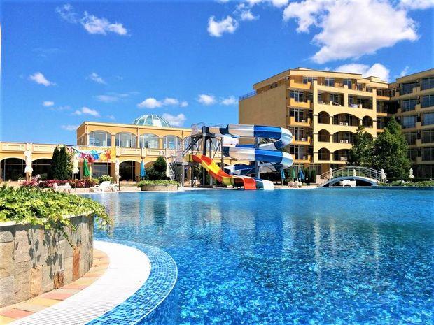 Hotel MIDIA GRAND RESORT SUNNY BEACH BULGARIA