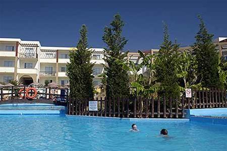 Hotel MIRALUNA SEASIDE RHODOS GRECIA