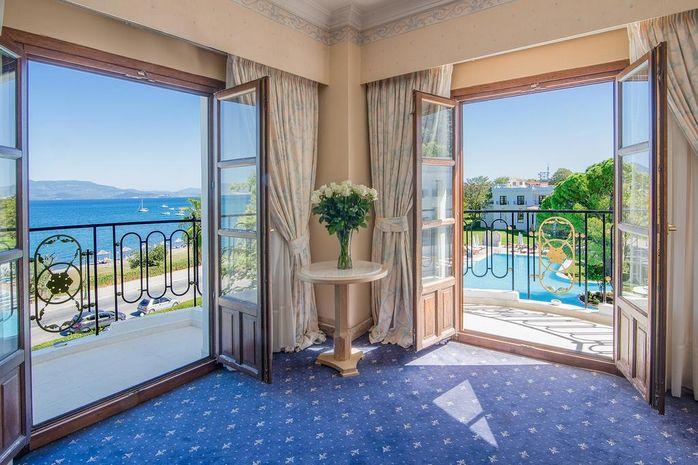 Hotel MITSIS GALINI WELLNESS SPA&RESORT Attica GRECIA