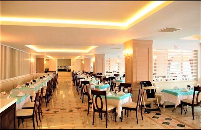 Hotel MONACHUS SIDE TURCIA