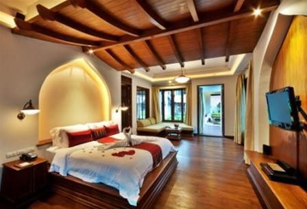 Hotel MUANG SAMUI VILLAS AND SUITES