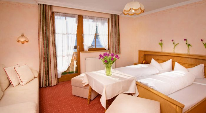 Hotel NATURHOTELS SEE HOTEL ALPENKONIGIN TIROL AUSTRIA
