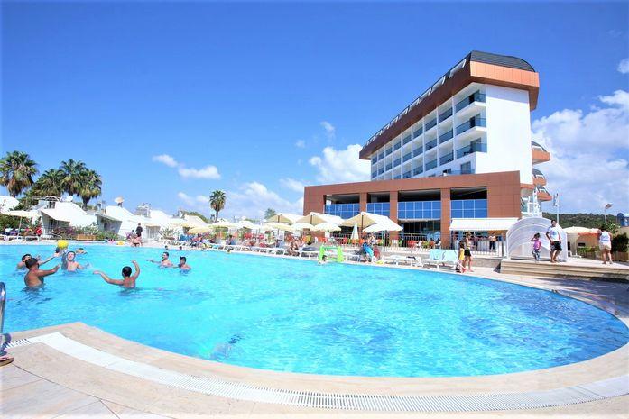 Hotel NILBAHIR SIDE TURCIA