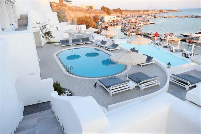 Hotel NOTOS THERME SPA SANTORINI GRECIA