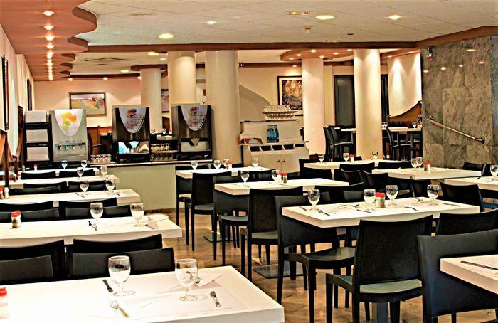 Hotel OASIS PLAZA Benidorm SPANIA