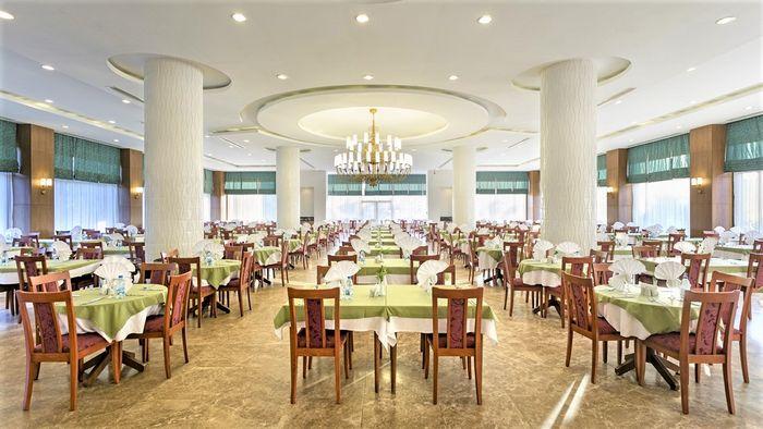Hotel OZKAYMAK SELECT RESORT ALANYA TURCIA