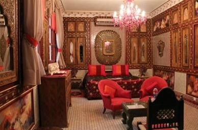 Hotel PALAIS SEBBAN MARRAKECH MAROC