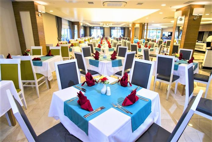 Hotel PALM WORLD SIDE TURCIA