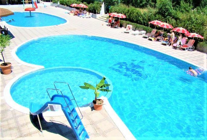 Hotel PALMA PARK Nisipurile de Aur BULGARIA