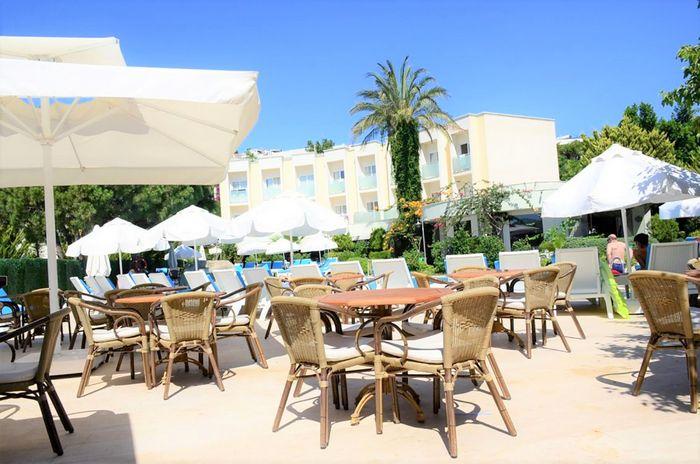 Hotel PALMET RESORT KEMER TURCIA