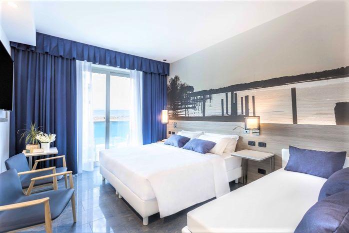 Hotel PARIGI BIBIONE ITALIA