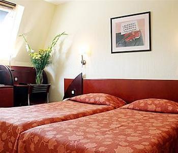 Hotel PAVILLON VILLIERS ETOILE PARIS FRANTA