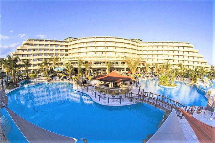 Hotel PEMAR BEACH SIDE TURCIA