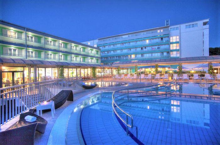 Hotel PINIJA Dalmatia de Nord CROATIA