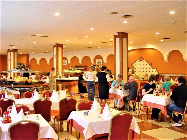 Hotel PINO ALTO Cambrils SPANIA