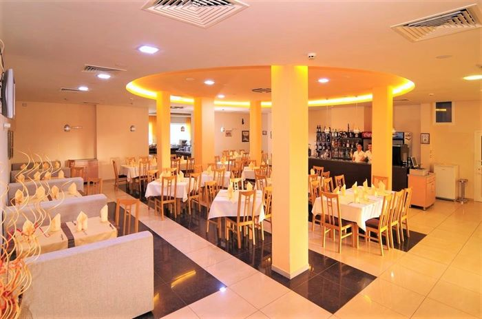 Hotel PLAMENA PALACE PRIMORSKO BULGARIA