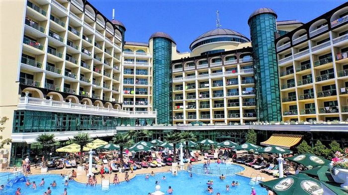 Hotel PLANETA SUNNY BEACH BULGARIA