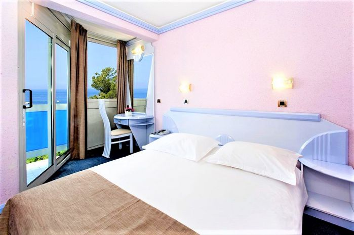 Hotel PLAVI Porec CROATIA