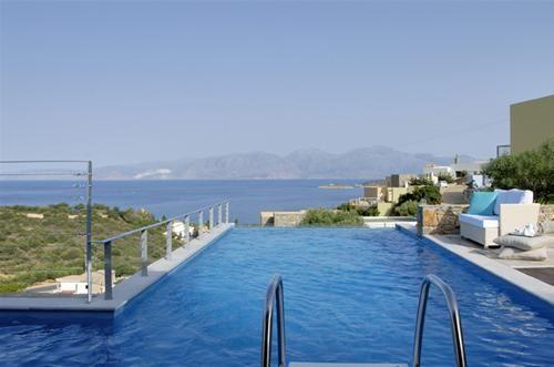 Hotel PLEIADES LUXURIOUS VILLAS CRETA GRECIA