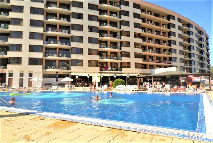 Hotel POSEIDON SUNNY BEACH BULGARIA