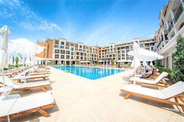 Hotel PREMIER FORT BEACH SVETI VLAS BULGARIA
