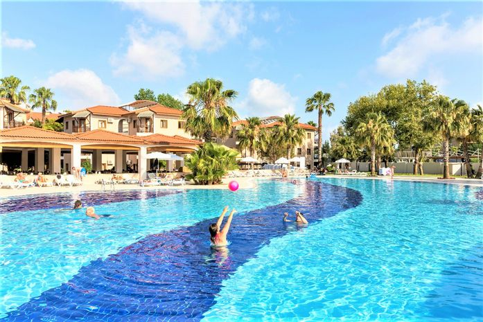 Hotel PRIMASOL SERRA GARDEN SIDE TURCIA