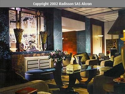 Hotel RADISSON BLU ALCRON PRAGA