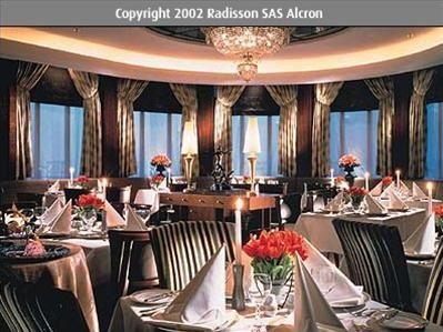 Hotel RADISSON BLU ALCRON PRAGA CEHIA