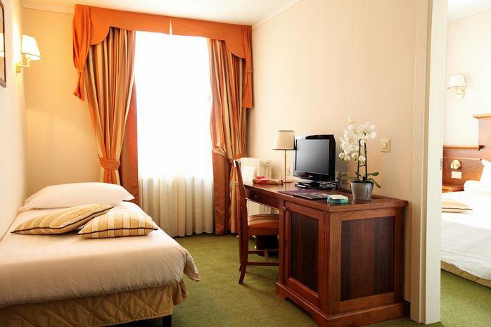 Hotel REINE VICTORIA BY LAUDINELLA ST. MORITZ ELVETIA