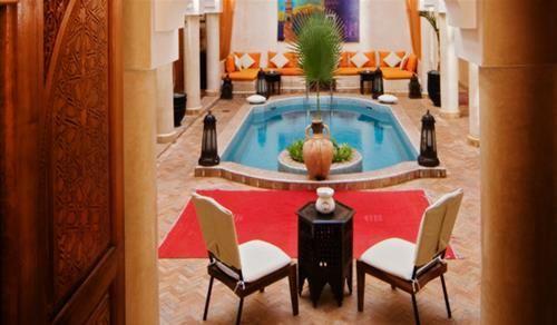 Hotel RIAD LYDINES MARRAKECH MAROC