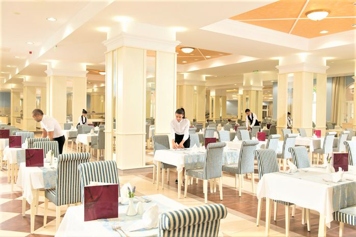 Hotel RIU HELIOS PARADISE SUNNY BEACH BULGARIA
