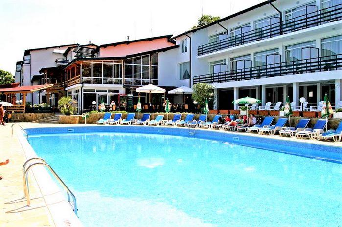 Hotel RIVA Nisipurile de Aur BULGARIA