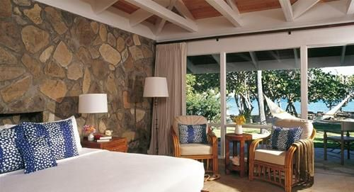 Hotel ROSEWOOD LITTLE DIX BAY
