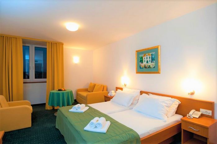 Hotel ROTONDO Dalmatia Centrala CROATIA