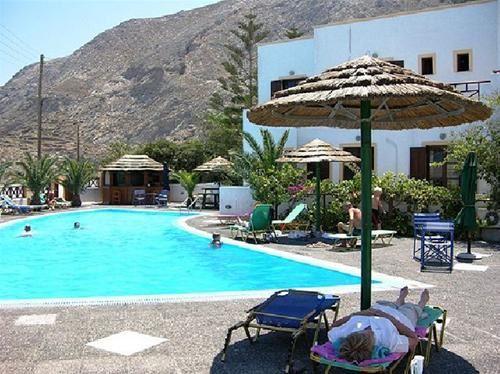 Hotel ROUSSOS BEACH SANTORINI GRECIA