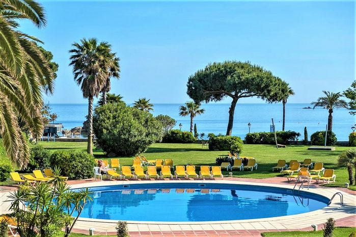 Hotel S'AGARO Tossa de Mar SPANIA
