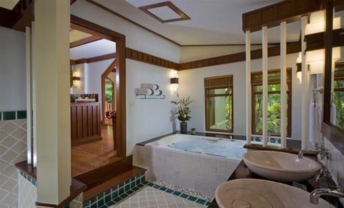 Hotel SAMUI BURI BEACH RESORT KOH SAMUI THAILANDA