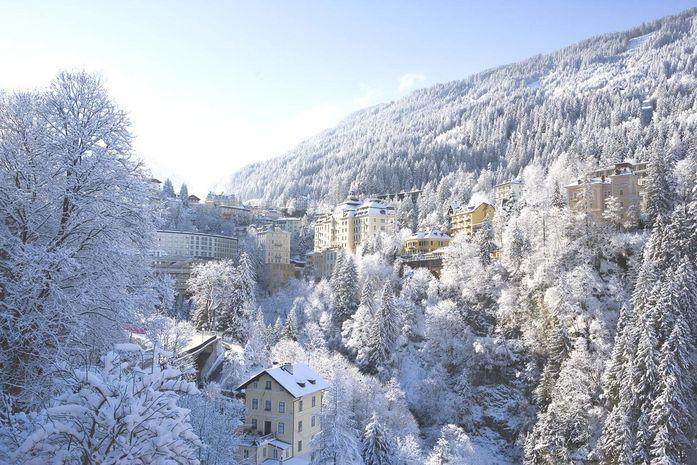 Hotel SANOTEL BAD GASTEIN AUSTRIA