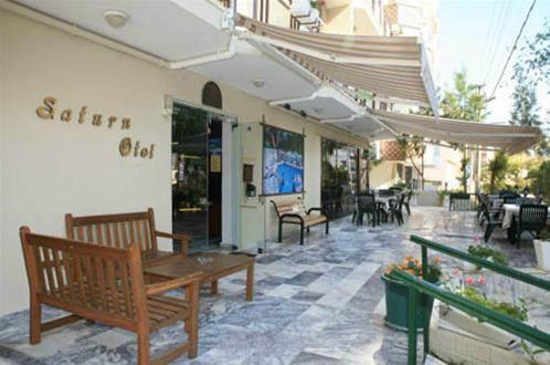 Hotel SATURN KUSADASI TURCIA
